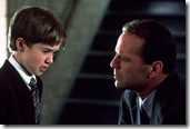 Cole and Malcolm in Sixth Sense