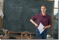 Emily VanCamp at Blackboard