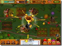 Fruits Inc Game Trophy