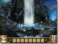 Awakening Moonfell Wood Waterfall
