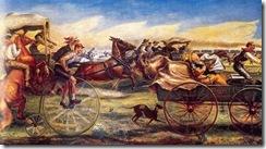 Oklahoma Territory Land Rush