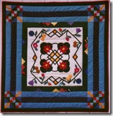 Round Robin Quilts Rosemarie