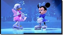 Minnie Mouse & Daisy Duck on Ice