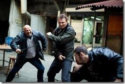 Bryan Fighting the Gang