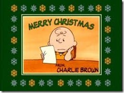 Charlie's Christmas Card