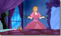 cinderella 2 dreams come true cinderella in dress she hates