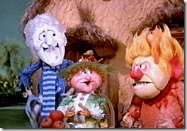 Heat Miser, Snow Miser & Mother Nature