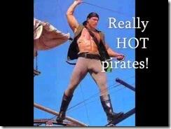 Really Hot Pirates