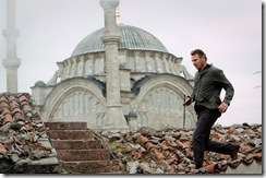 TAKEN 2</p><p>Bryan Mills (Liam Neeson) races across Istanbul to save his family.</p><p>Ph: Magali Bragard</p><p>© 2012 EUROPACORP – M6 FILMS - GRIVE PRODUCTIONS.  All rights reserved.  Not for sale or duplication.