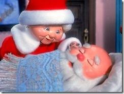 Sick Santa Claus