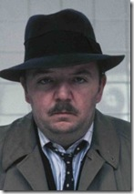 Tony Haygarth as DI Frost's Assistant