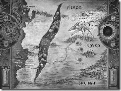 Map of Ravka