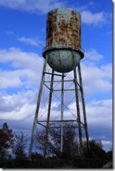 South Carolina Water Tower