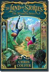 Wishing Spell by Chris Colfer
