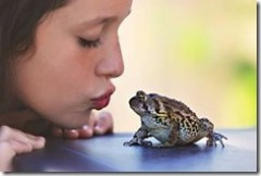 Do Not Kiss a Toad!