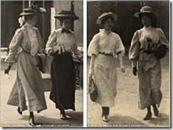 Edwardian Working Girls
