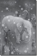 The Magician's Elephant in the Town Square