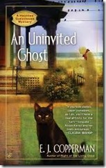 An Uninvited Ghost by E. J. Copperman