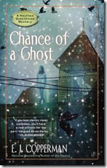 Chance of a Ghost by E. J. Copperman