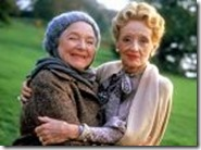Helen Hayes and Bette Davis