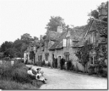 Rural Edwardian England