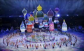 Sochi Opening Ceremony 1