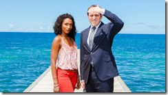 Death in Paradise Two Leads
