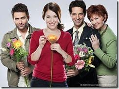 Flower Girl Main Cast